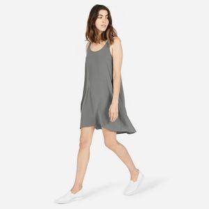 NWOT Everlane Silk Tank Dress